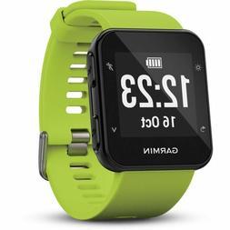 Garmin Forerunner 35 Limelight Green GPS Sport Watch Wrist B