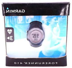Garmin Forerunner 410 GPS Watch Heart Rate Monitor Touch Bez