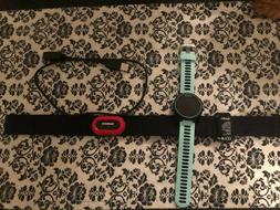 Garmin Forerunner 735XT GPS Multisport Watch and HR strap -