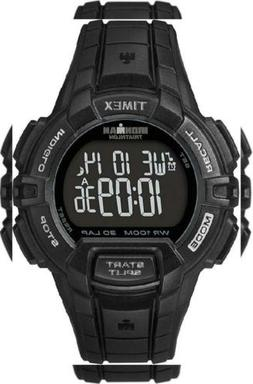 Timex Full-Size Ironman Rugged 30 Watch Blackout T5K793