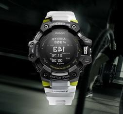 Casio G-Shock GBDH1000-1A7 GPS Heart Rate Monitor Digital Wh