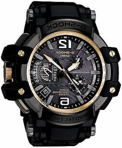 Casio G-Shock Gravitymaster Black Dial Resin Quartz Men's Wa