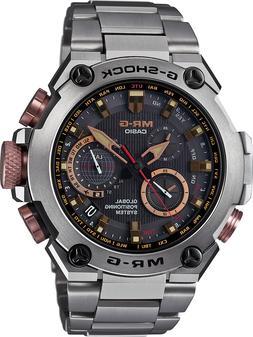 Casio G-Shock MR-G GPS Atomic Solar Hybrid MRG-G1000 MRG-G10