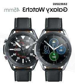 "Samsung Galaxy Watch3 2020 BT + WI-FI + GPS  45mm 1.4"" Stain"