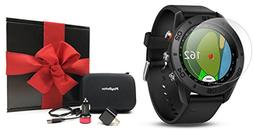 Garmin Approach S60  Gift Box Bundle | Includes Glass Screen