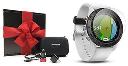 Garmin Approach S60  Gift Box | Bundle Includes Glass Screen