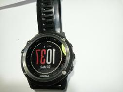 Garmin Fenix 3 GPS Watch, One Size - Gray/Black