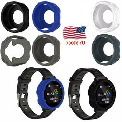 For Garmin Forerunner 235 735XT GPS Watch Band Silicone Cove