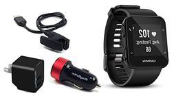 Garmin Forerunner 35  GPS Running Watch CHARGING BUNDLE with