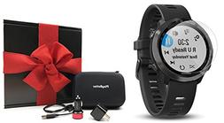 Garmin Forerunner 645 Music  Gift Box Bundle | Includes HD S