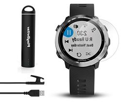 Garmin Forerunner 645 Music Power Bundle | Includes HD Scree