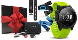 Garmin Forerunner 935  Gift Box | Includes HRM Tri & Swim Ch
