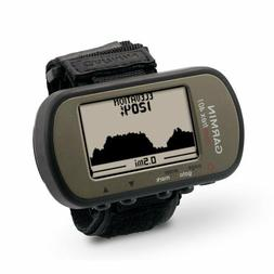 Garmin Foretrex 401 Waterproof Hiking GPS System Compass and