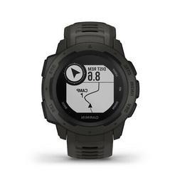 Garmin Instinct GPS Graphite Watch