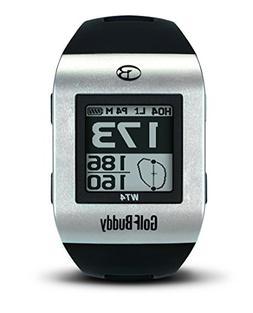GolfBuddy GB9-WT4 Golf GPS Watch, 2.07 x 1.71 x 0.59-Inch, S