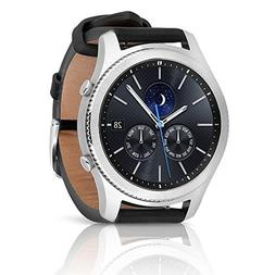 Samsung Gear S3 Classic SM-R775V  Smartwatch - Black Leather