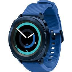 Samsung Gear Sport Smartwatch , Blue, SM-R600NZBAXAR – US