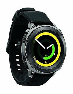 Samsung Gear Sport Water Resistant Smart Watch w/ Wi-Fi Blue