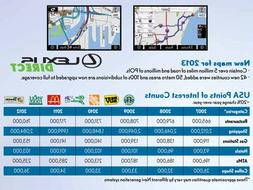 New Genuine OEM Generation 4 Lexus Navigation Update DVD,  U