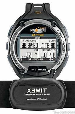 Timex Global Trainer Speed and Distance with Heart Rate GPS