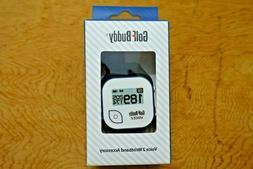 Sport Golf Buddy GPS Rangefinder Voice  Wristband Accessorie