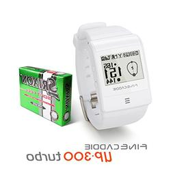 FineCaddie  Golf GPS Rangefinder UP300 Turbo Golf GPS Watch+