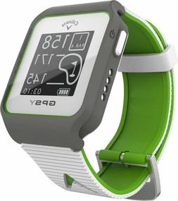 golf gpsy sport gps rangefinder watch white