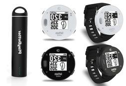 GolfBuddy Voice X Handheld Golf GPS | Wristband Option Avail
