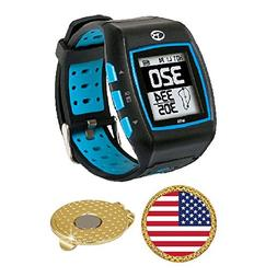 GolfBuddy WT5 Golf GPS/Rangefinder Watch  Bundle with Magnet