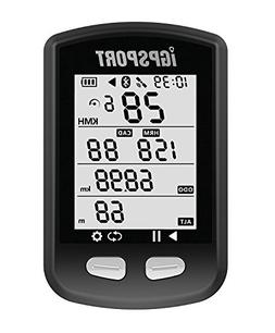 IGPSPORT GPS Bike Computer iGS10 Cycling Computer ANT+ Funct