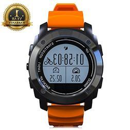 GPS Watch with Barometer GOLiFE X-pro Adventurer Outdoor Run