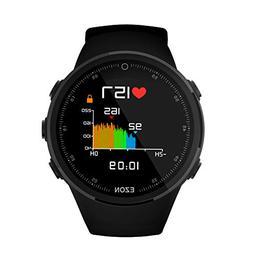 EZON GPS Running Smart Watch,Heart Rate Monitor,Bluetooth,Wa