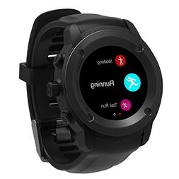 GPS Running Watch Outdoor Sports Stainless Steel Smart Watch