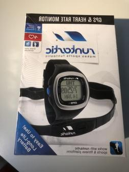 Runtastic GPS Sports Watch with Heart Rate Monitor Brand New