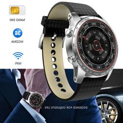 GPS Tracker Bluetooth Smart Watch WIFI 3G Call Reminder For