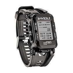 Lezyne GPS Watch, Black, One Size