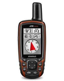 Garmin GPSMAP 64s Handheld GPS with GPS and GLONASS 010-0119