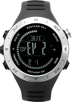 Heart Rate Monitor Storm Alarm Altimeter Barometer Compass