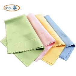 HTTX Microfiber Screen Cleaning Cloths for Cell Phones, Tabl