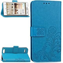 Huawei Ascend G6 Case, Huawei Ascend G6 Cover Thin Flip Cove