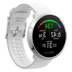 Polar Ignite Fitness GPS Watch - White-Silver, S