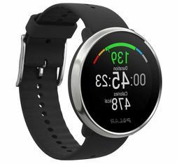 Polar Ignite GPS Fitness Watch. Black