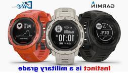 Garmin Instinct military, sport, outdoor & gps watch