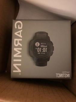 GARMIN Instinct Rugged GPS Smart Watch - Graphite