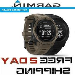 instinct tactical gps watch 010 02064 70