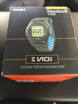Bushnell iON 2 GPS Watch - Black/Blue
