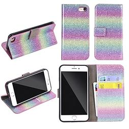 iPhone 7 Case, iPhone 7 Cover Thin Flip Cover Case Cover for