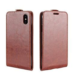 iPhone X Case, iPhone X Cover Thin Flip Cover Case Protectio