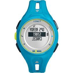 Timex Iroman Smartwatch Run X20+ Light Blue TW5K87600