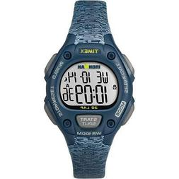Timex IRONMAN Classic 30 Mid-Size Watch - Blue/Gray